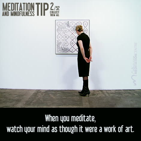 Meditation & Mindfulness Tip #2