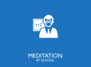 Meditation at School
