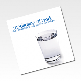 Meditation at Work CD