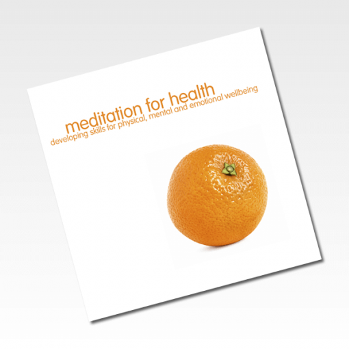 Meditation for Health CD