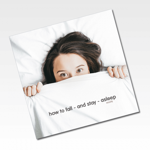How to Fall – And Stay – Asleep Easily