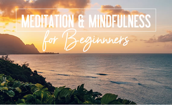 Meditation & Mindfulness for Beginners Course