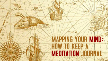 Keeping A Meditation Journal