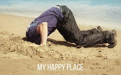 Is your happy place really a happy place?