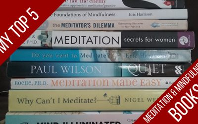 The 5 Best Books on Meditation & Mindfulness